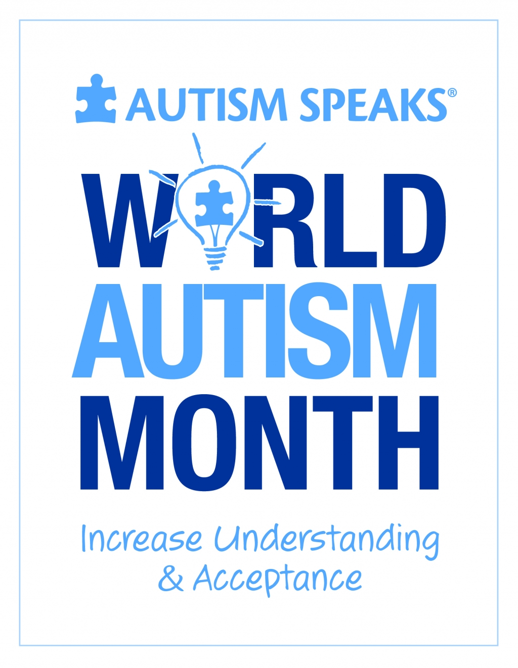 National Autism Month